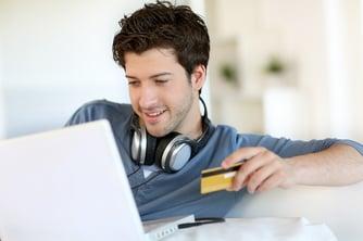 1. Young man buying music .jpeg