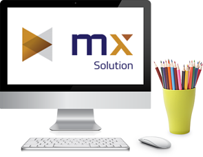 MX-Solution crayons